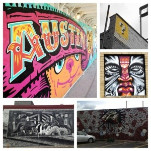 Just a small sampling of Austin's free artwork.